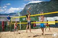 Bohinj Beach volley tour